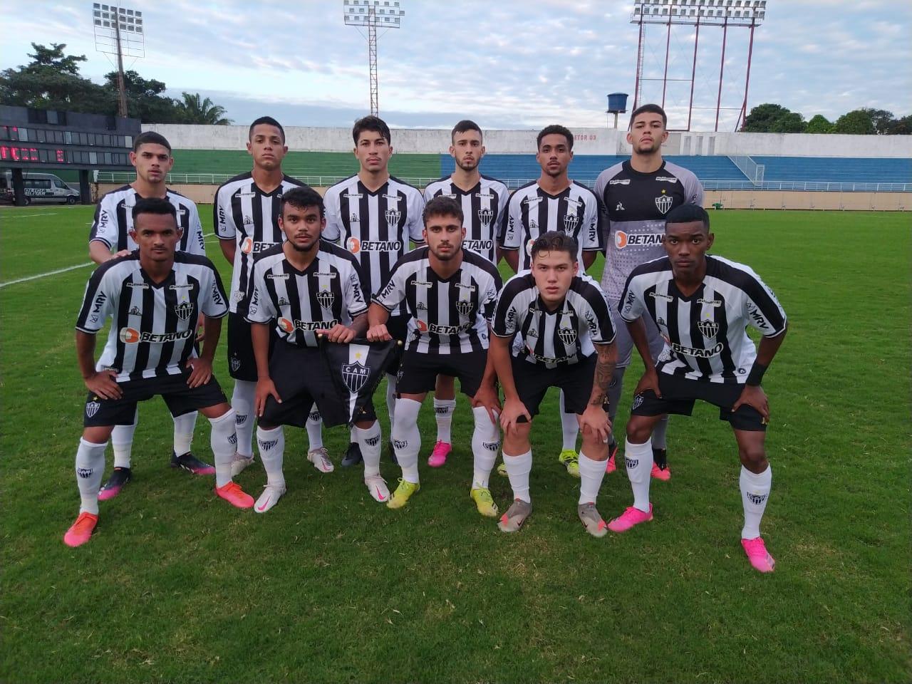 Galinho empata pelas quartas de final da Copa do Brasil Sub-20