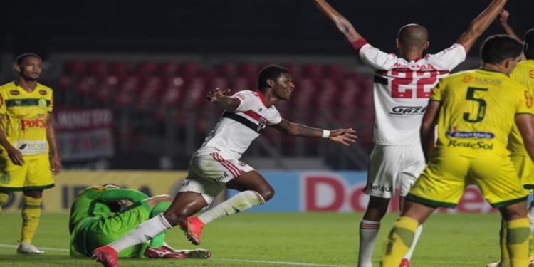 São Paulo derrota o Mirassol e está na final do Paulistão