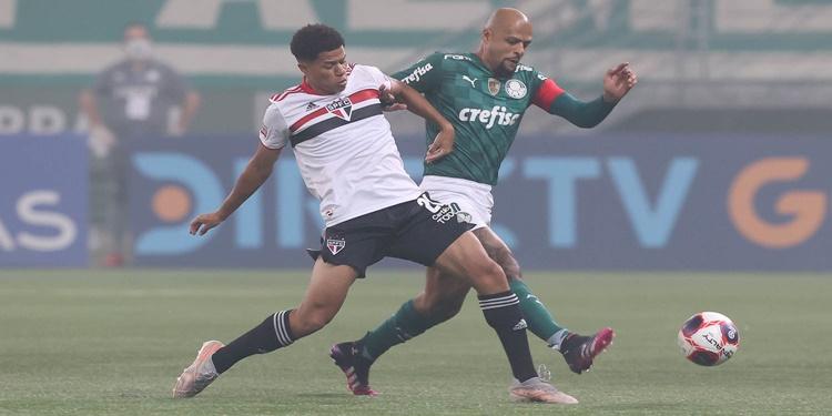 Palmeiras e São Paulo empatam sem gols no Campeonato Paulista