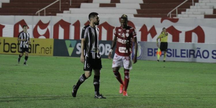 Botafogo estreia com empate fora de casa