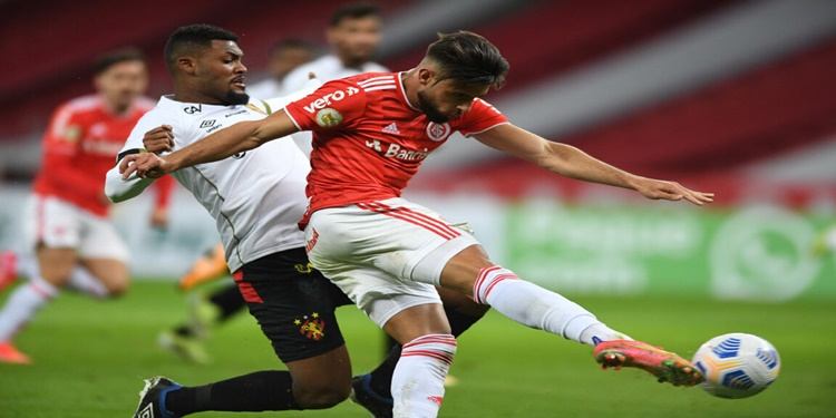 Internacional e Sport empatam por 2 a 2 na Séria A do Brasileirão