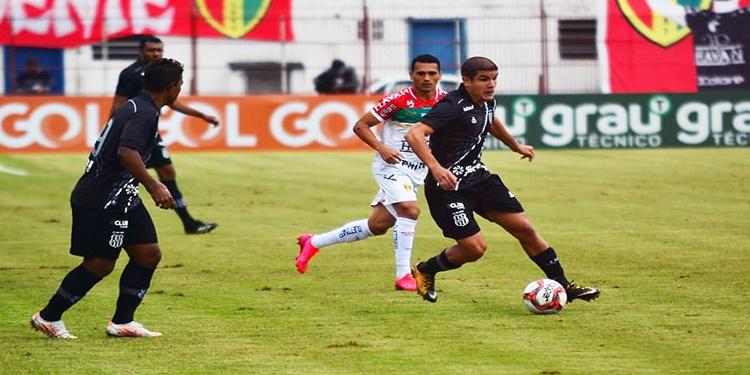 Ponte Preta é perde por 2 a 1 na estreia da série B no Campeonato