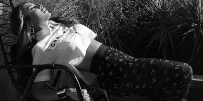 Nicole Bahls é filmada dançando e corpão escultural chama atenção