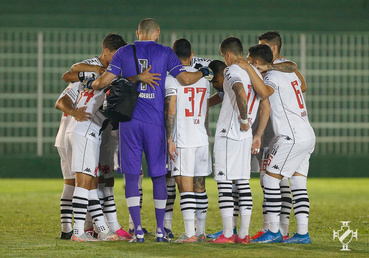 Vasco vence o Boavista no jogo de ida da Copa do Brasil