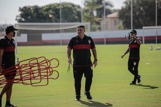 Dragão preparado para encarar o São Paulo