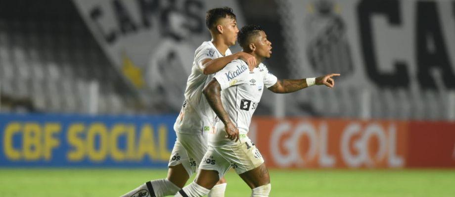 No retorno a Vila Belmiro, Santos vence o Ceará pelo Campeonato Brasileiro