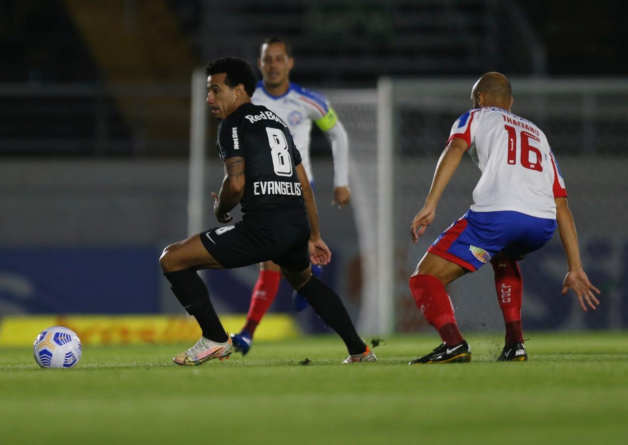 Red Bull Bragantino empata com o Bahia