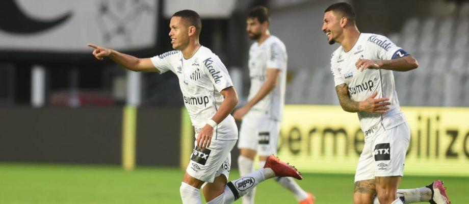 Santos FC vence o Cianorte e avança na Copa do Brasil