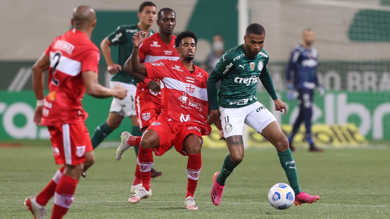 Palmeiras é superado pelo CRB-AL nas penalidades pela Copa do Brasil